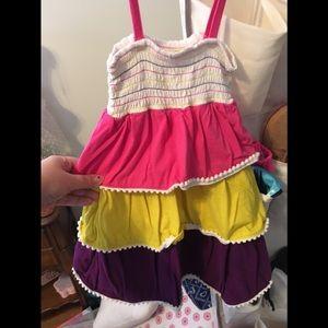 Nwot children's place casual dress 4t